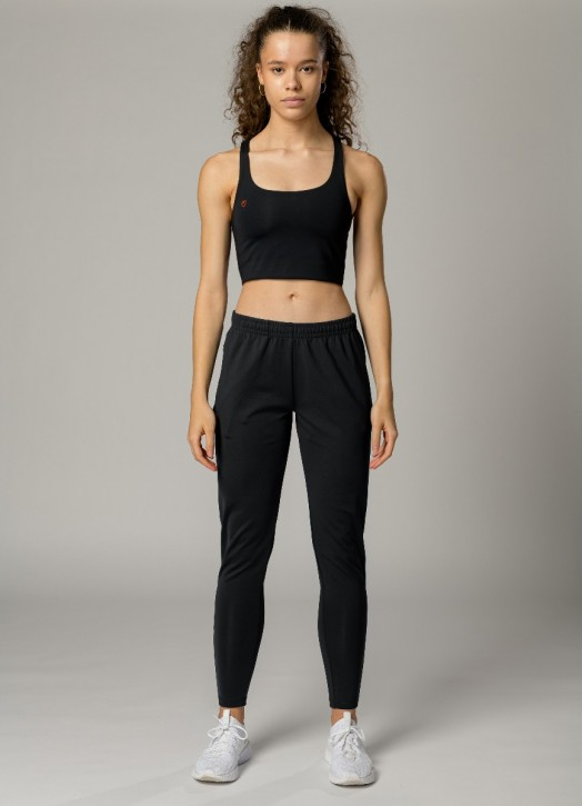 Women's Eco Training Pant Black