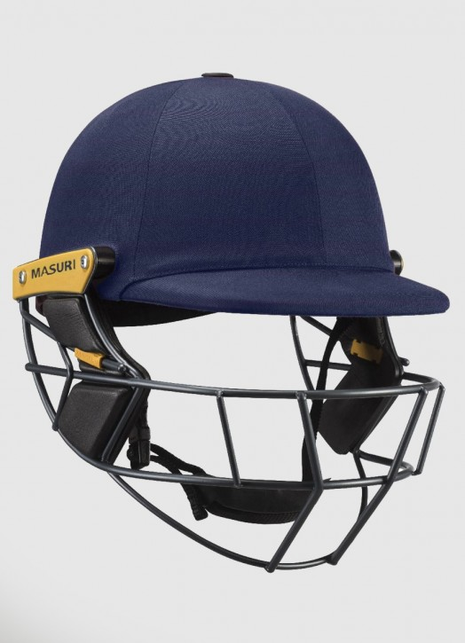Masuri T Line Titanium Helmet Navy