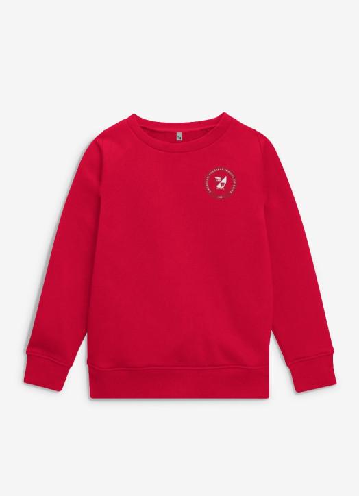 Junior Sweatshirt Red