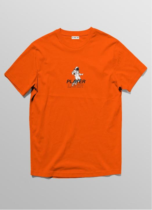 Men's Tee Orange