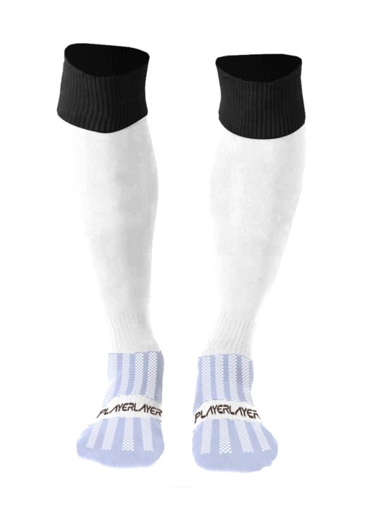 Adult Euro Socks Cool Max White