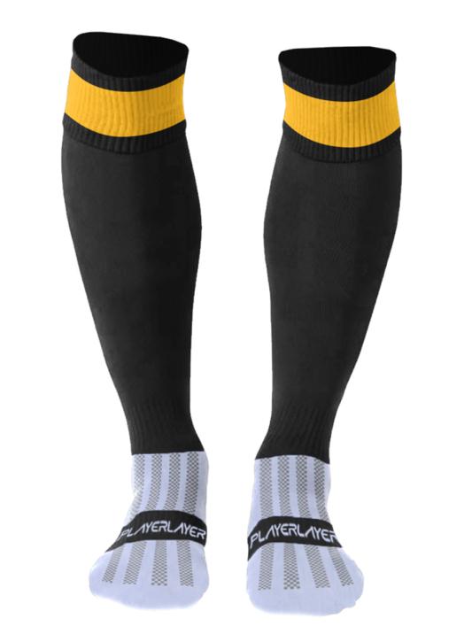 Adult Euro Socks Cool Max Black
