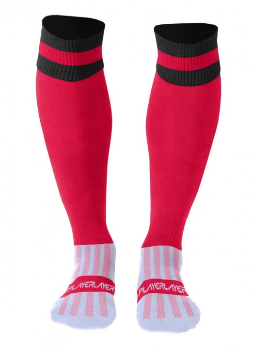 Junior Euro Socks Cool Max Scarlet Red
