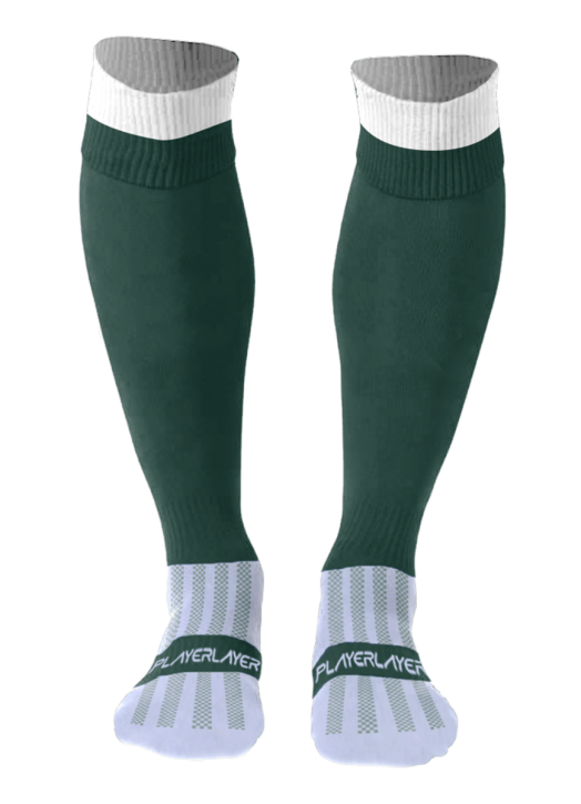Adult Euro Socks Cool Max Forest Green