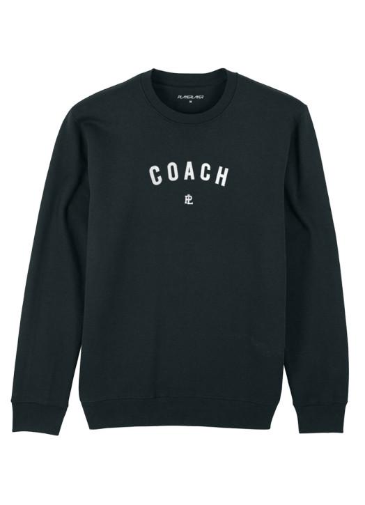 EcoLayer Coach Sweatshirt Black