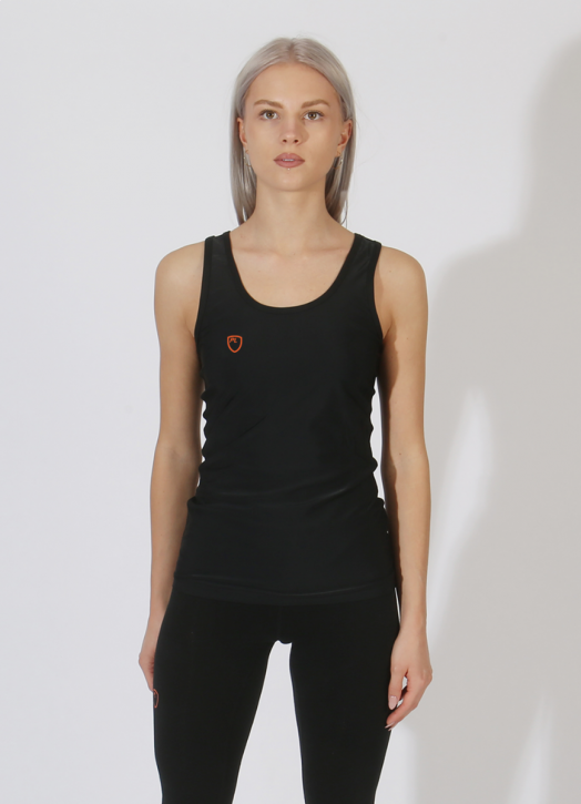 Women's FitLayer Vest Elite Black