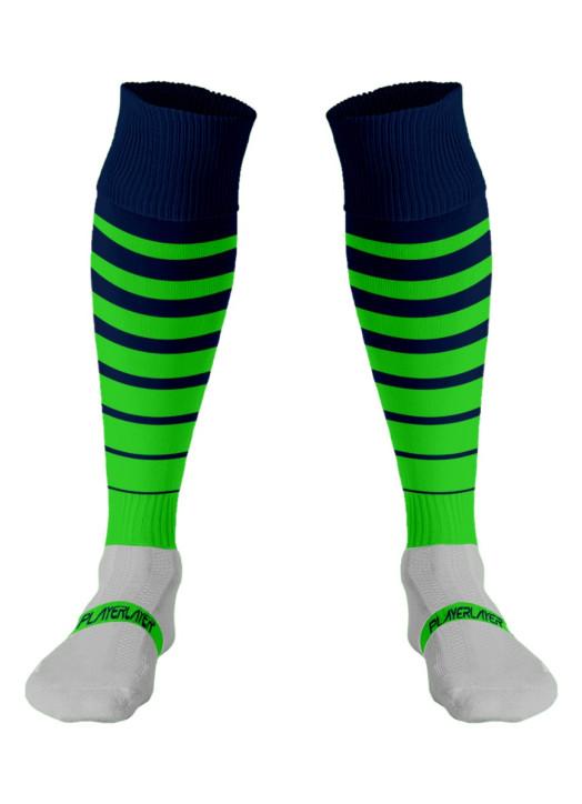 Adult Euro Socks Cool Max Navy Blue