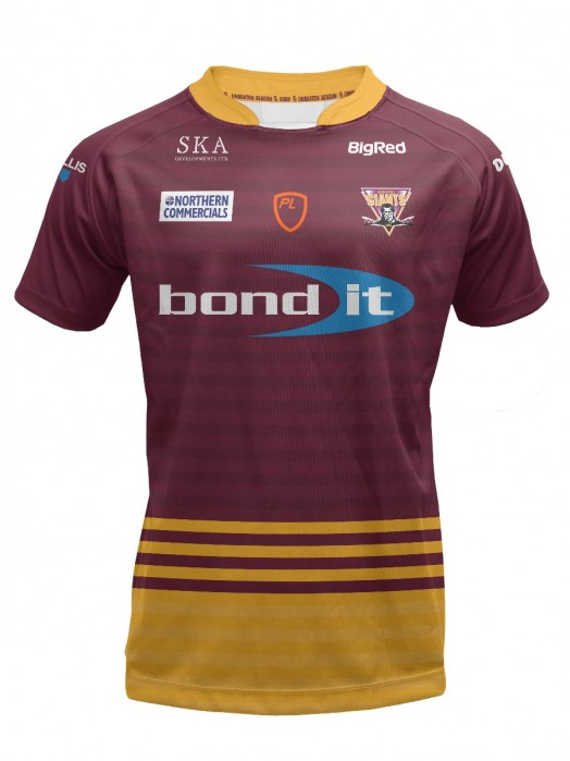 Junior Rep Rugby Jersey - Stand Claret