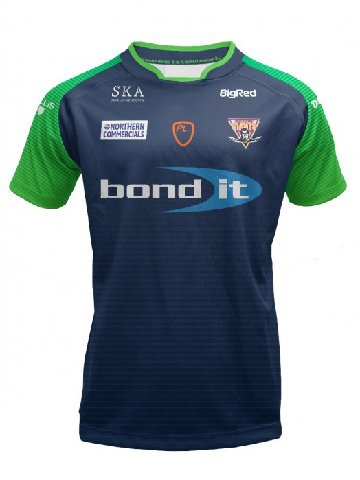 Junior Rep Rugby Jersey - Stand Navy