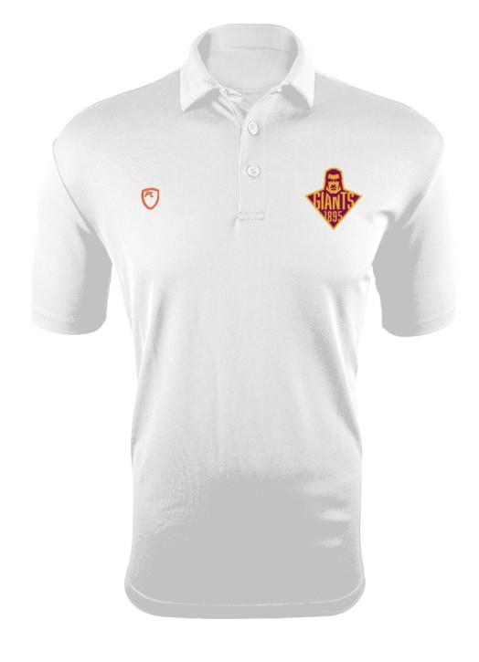 Men's Clubhouse Polo White