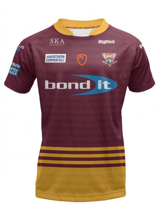 Men's Home Rugby Jersey Claret