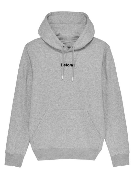 EcoLayer Hoodie Grey Marle