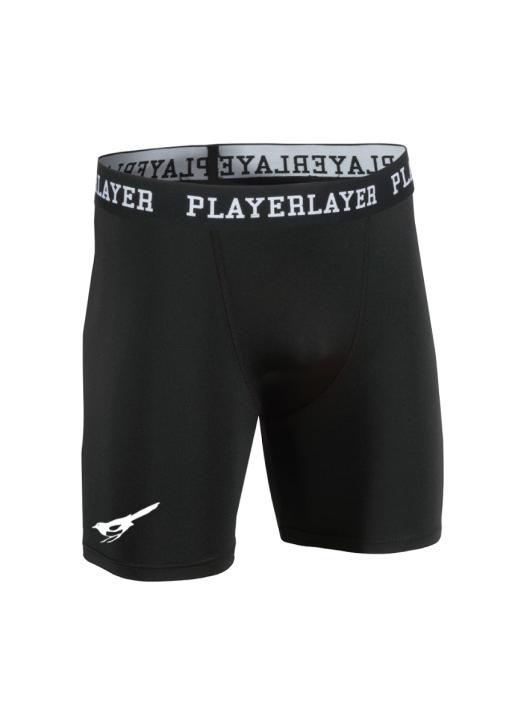 Boys' BaseLayer Shorts Black