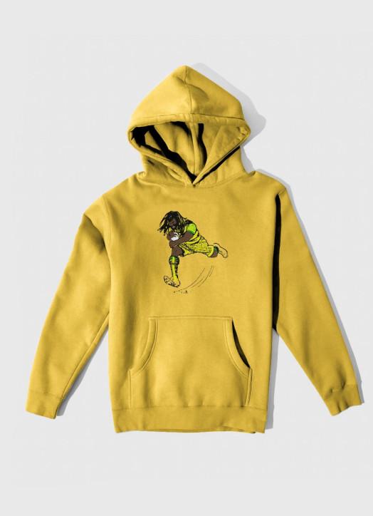 Junior Hoodie Yellow