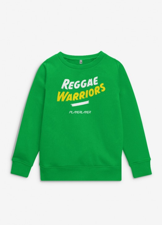 Junior Sweatshirt Emerald Green