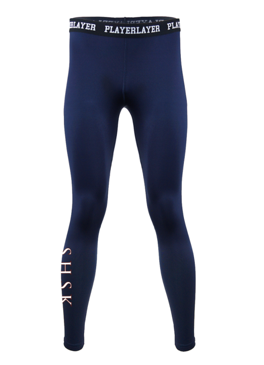 Cold Weather BaseLayer Leggings Navy