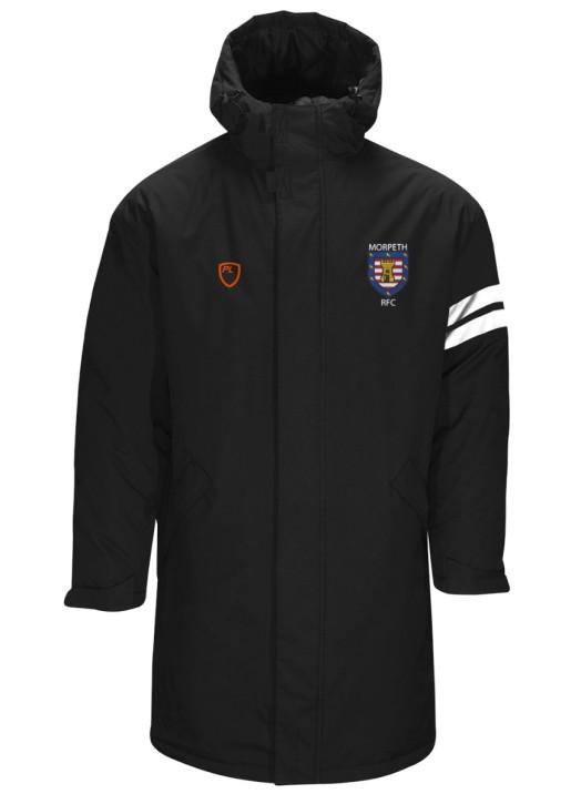 Bench Coat Black
