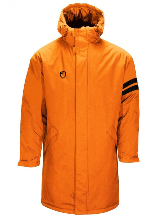 Bench Coat Orange