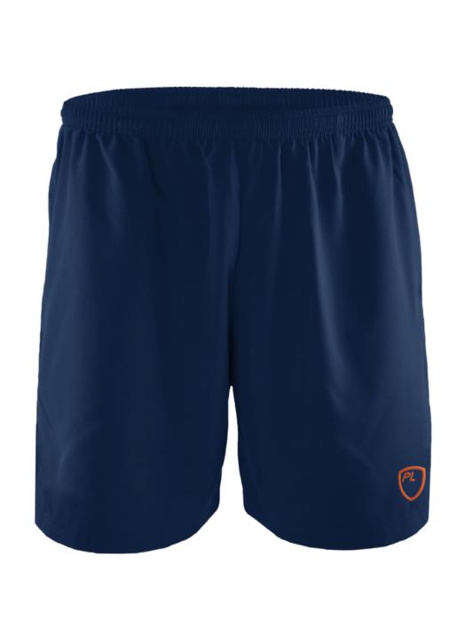 Junior Blitz Field Shorts Navy Blue