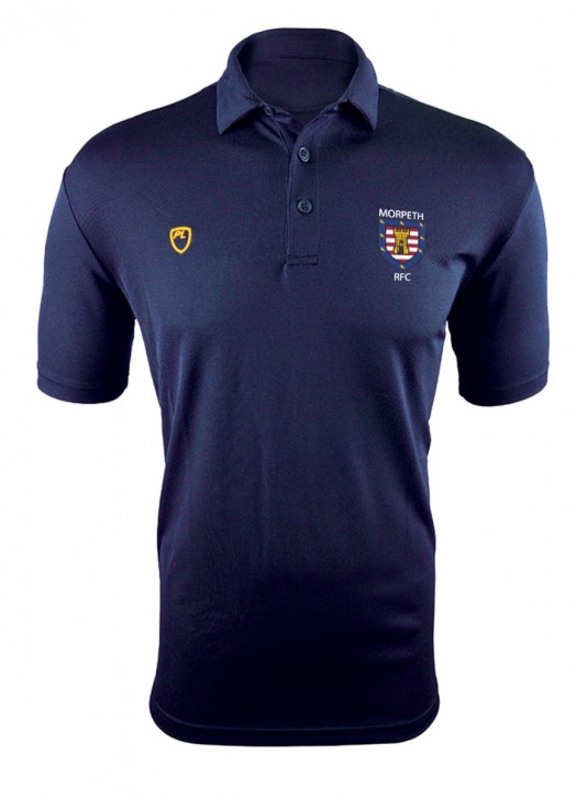 Women's Clubhouse Polo Navy Blue