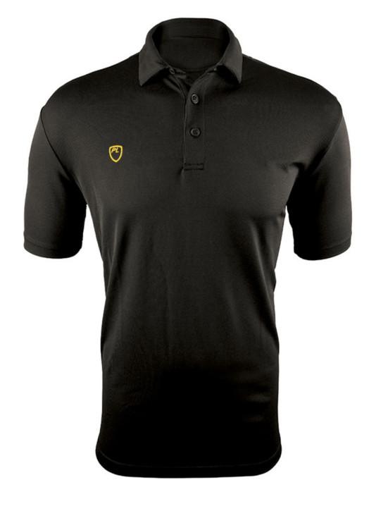 Women's Clubhouse Polo Black