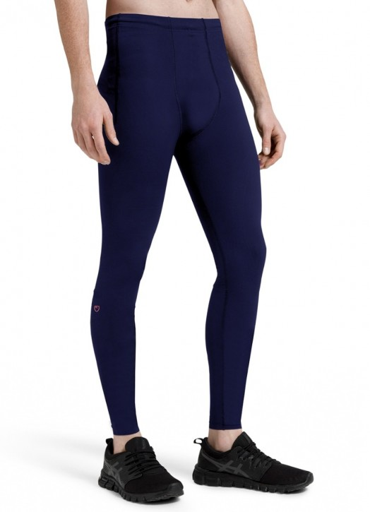 Men's EcoLayer Leggings Navy Blue