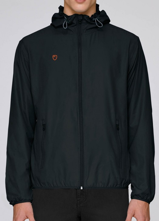 Men's EcoLayer Splash Jacket Black