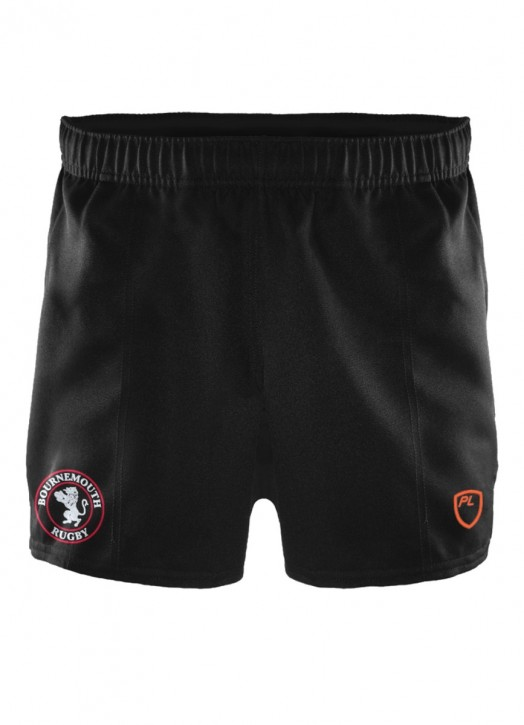 Men's Blitz Rugby Shorts Black