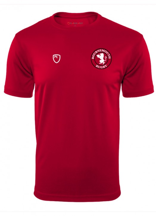 Men's VictoryLayer Tee Scarlet Red