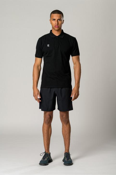 Men's PlayerLayer Polo Black