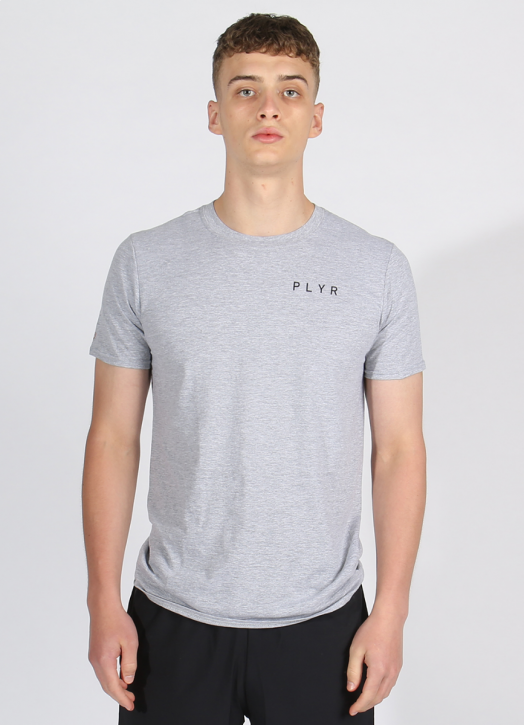 Men's Tee Grey Marle