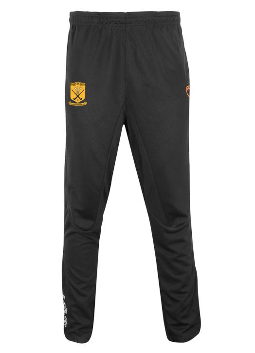 Men's TrackLayer Pants Elite Black