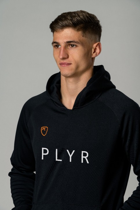 Men's Weather Hoodie Black