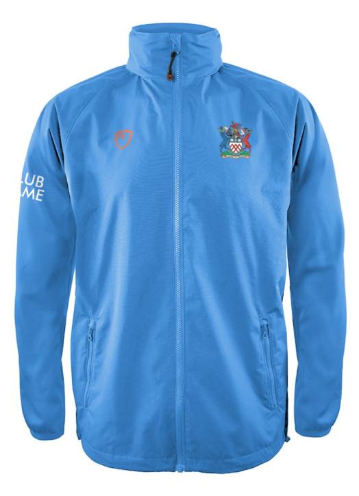 Men's WeatherLayer Jacket Dark Sky Blue
