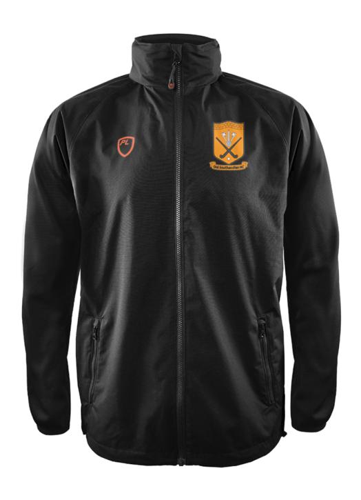 Men's WeatherLayer Full Zip Jacket Black