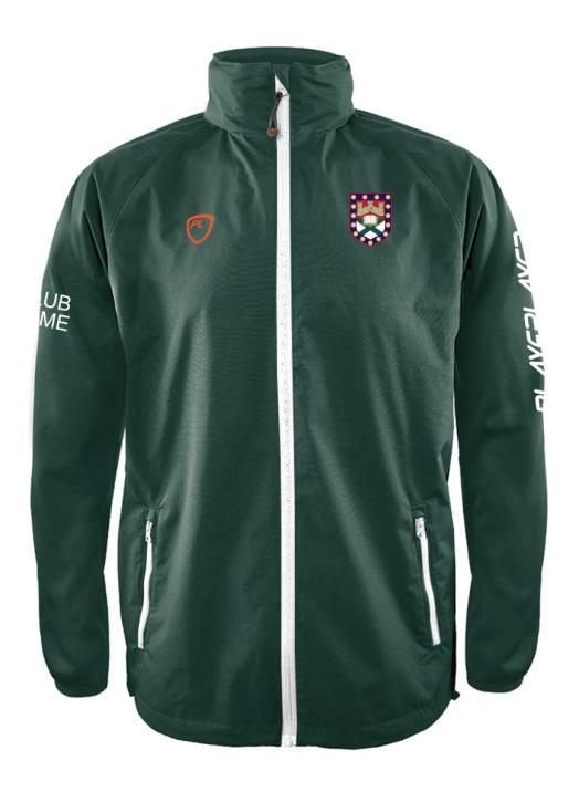Men's WeatherLayer Jacket Forest Green