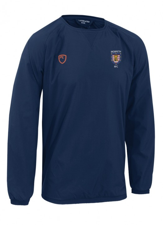 Men's All Conditions Top Navy Blue