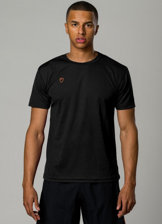 Men's Performance Tee Black