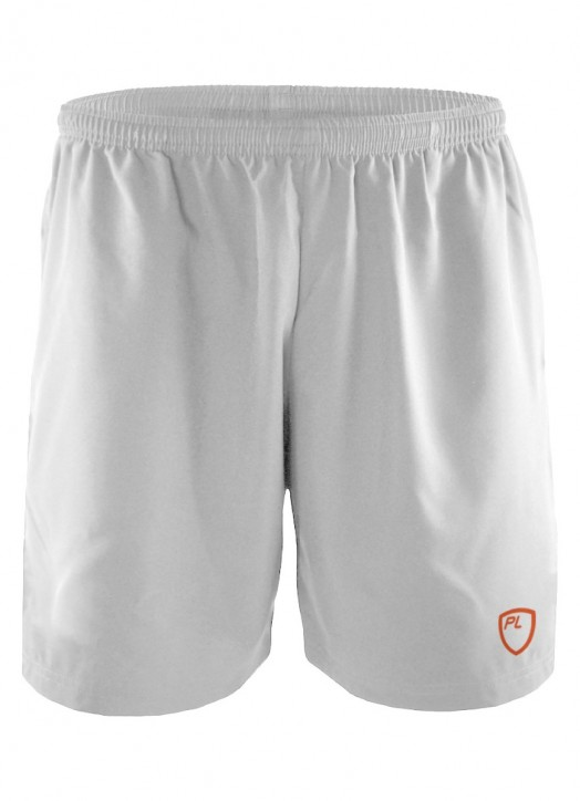 Junior Blitz Field Shorts Pockets White