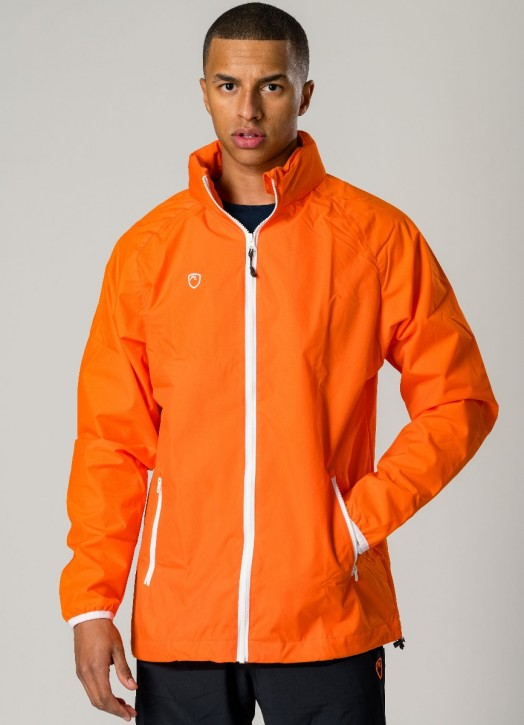 Men's WeatherLayer Jacket Orange