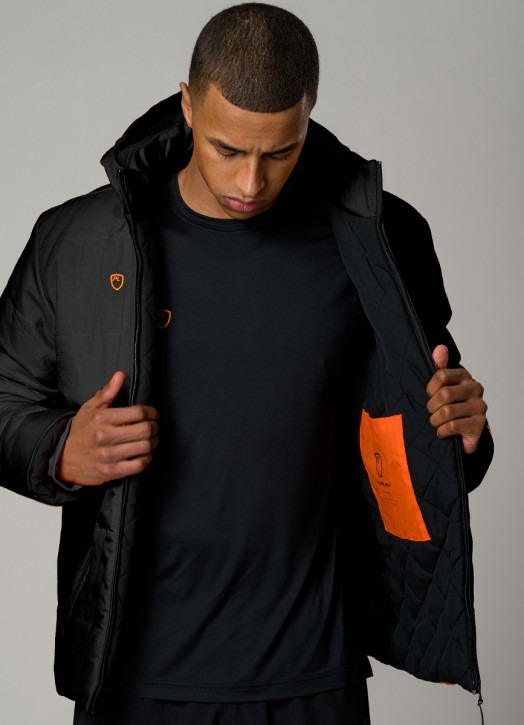 Men's Padded Jacket Black