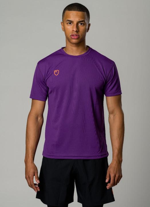 Men's Victorylayer Tee Purple