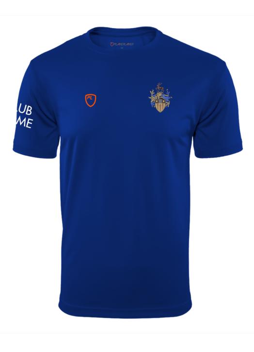Men's VictoryLayer Tee Dark Royal Blue