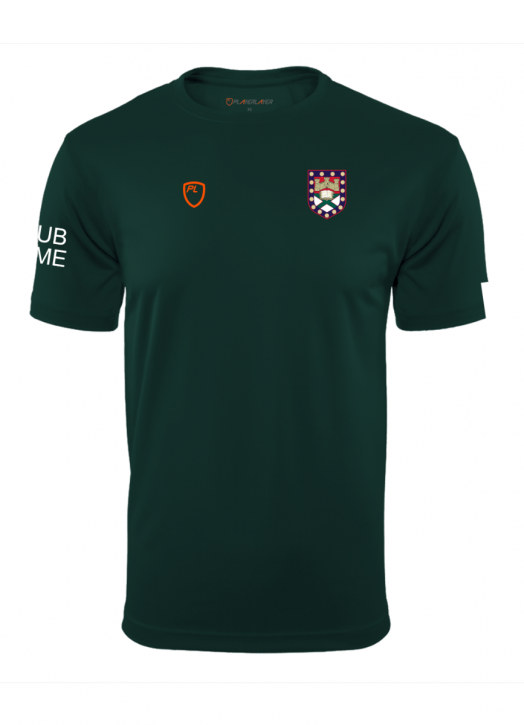 Men's VictoryLayer Tee Forest Green
