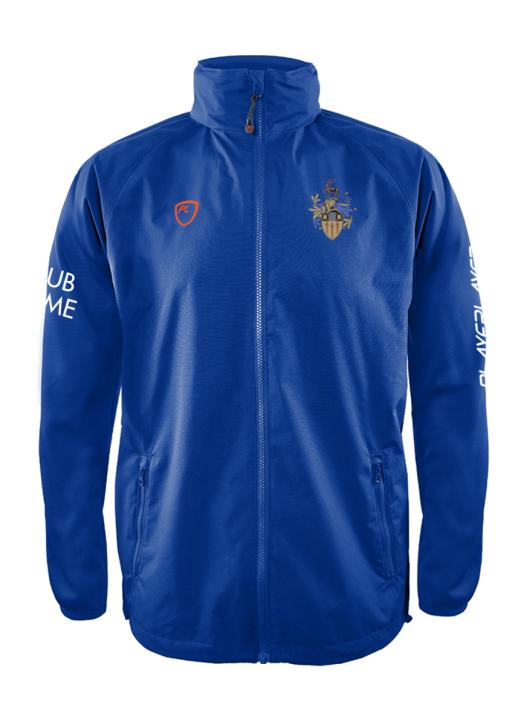 Men's WeatherLayer Jacket Dark Royal