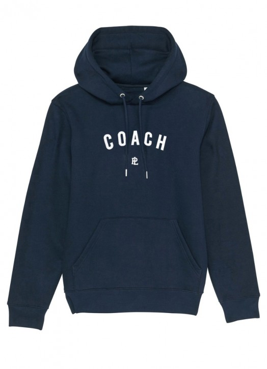 EcoLayer Hoodie Navy Blue