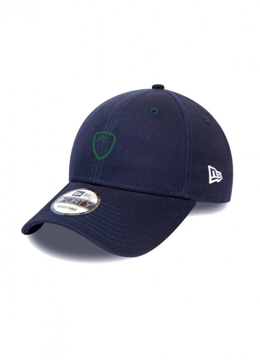 New Era X PL Cap - Navy Blue / Green