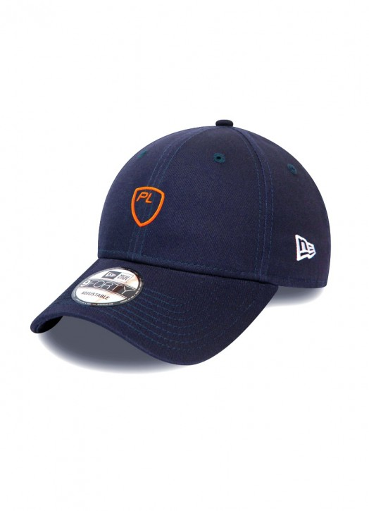 New Era X PL Cap - Navy Blue / Orange