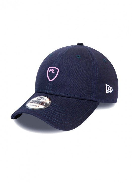 New Era X PL Cap - Navy Blue / Pink