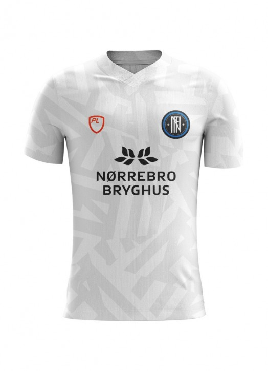 Away Recycled Polyester Playing Shirt